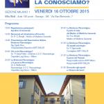 20151001 locandina A4 evento Senago 16-10-2015