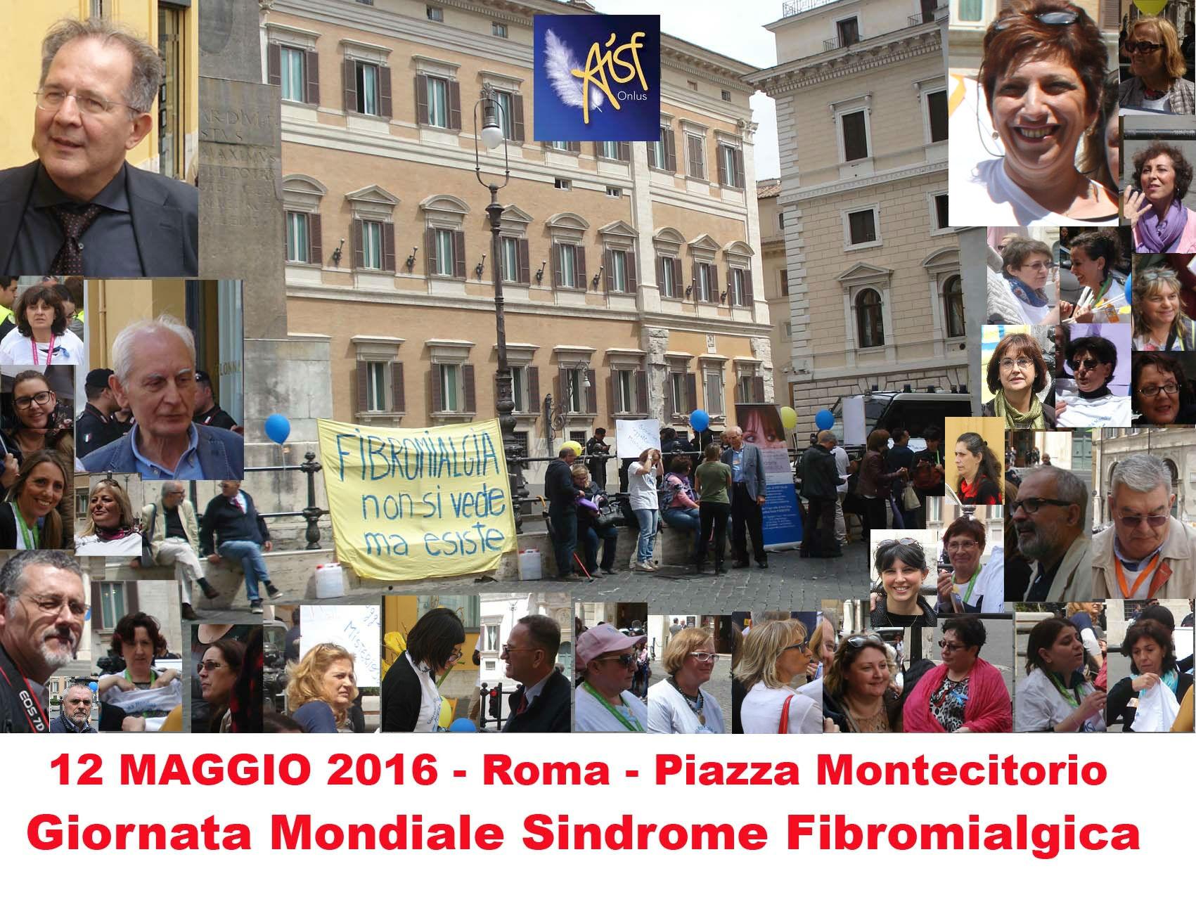 Foto ricordo manifestazione a Roma 12 maggio 2016-r100