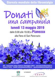 13 maggioLocandina giornata campanula Pianezza
